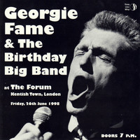 Georgie Fame - Georgie Fame & the Birthday Big Band