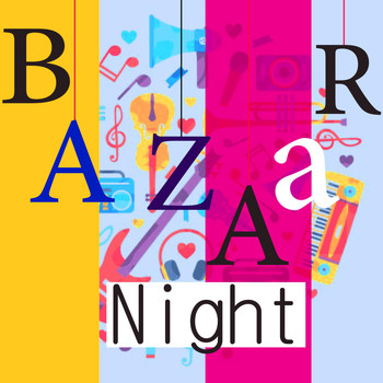 Various  Artists - Bazaar Night