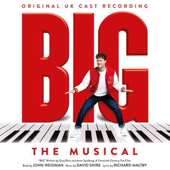 Various Artists - Big: The Musical (Original UK Cast Recording)