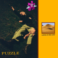 Puzzle - Laying in the Sand