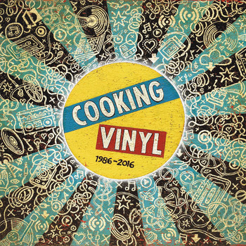 Various Artists - Cooking Vinyl 1986 - 2016
