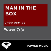 Power Trip - Man in the Box - Single