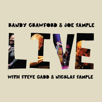 Randy Crawford & Joe Sample - Live