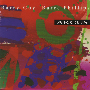 Barry Guy - Arcus