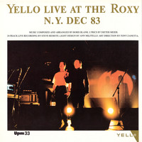 Yello - Live At The Roxy N.Y. Dec.'83