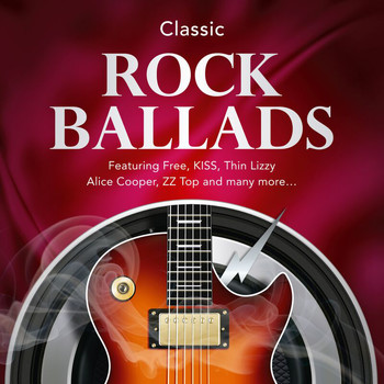 Various Artists - Classic Rock Ballads