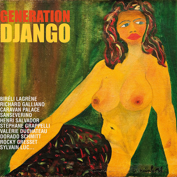 Various Artists - Generation Django