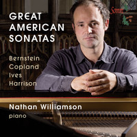 Nathan Williamson - Great American Sonatas