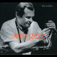Stan Getz Quartet - Live in Paris