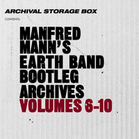 Manfred Mann's Earth Band - Bootleg Archives, Vols. 6-10