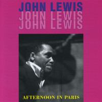 John Lewis - Afternoon in Paris