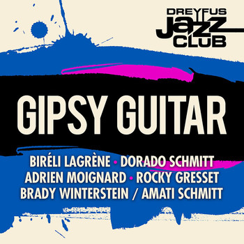 Various Artists - Dreyfus Jazz Club: Gipsy Guitar