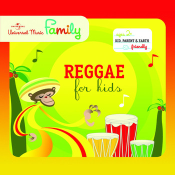 Various Artists - Reggae for Kids
