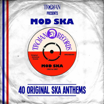 Various Artists - Trojan Presents: Mod Ska