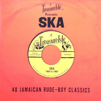 Various Artists - Treasure Isle Presents: Ska