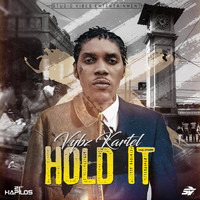 Vybz Kartel - Hold It - Single