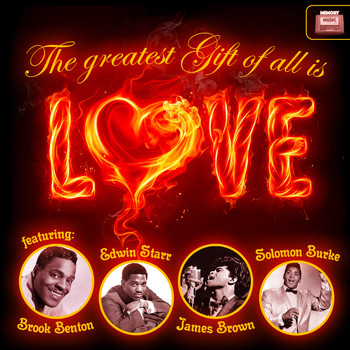 Various Artists - The Greatest Gift of All Is Love