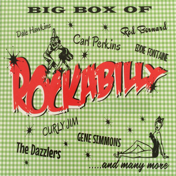 Various Artists - Big Box of Rockabilly, Vol. 10
