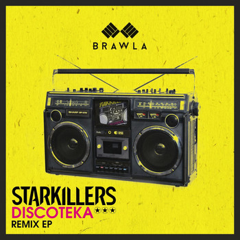 Starkillers - Discoteka: The Remixes
