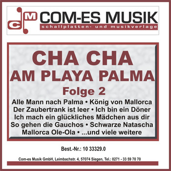 Various Artists - Cha Cha am Playa Palma, Folge 2