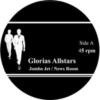 Glorias Allstars - Jombo Jet / News Room