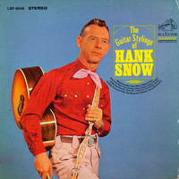 Hank Snow - The Guitar Stylings of Hank Snow