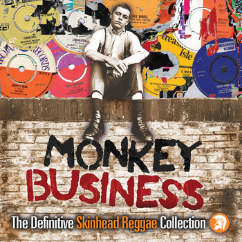 Various Artists - Monkey Business: The Definitive Skinhead Reggae Collection (Explicit)