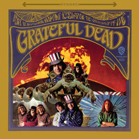 Grateful Dead - Cream Puff War (Live at P.N.E. Garden Auditorium, Vancouver, British Columbia, Canada 7/29/66)