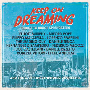 Various Artists - Keep On Dreaming (Tribute to Bruce Springsteen)