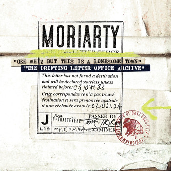 Moriarty - Enjoy the Silence