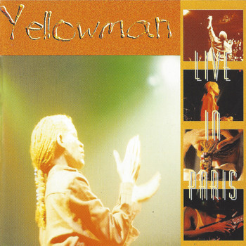 Yellowman - Yellowman Live in Paris (Explicit)