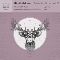 Dimitri Monev - Moments Of Buzzin EP