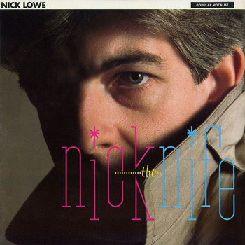 Nick Lowe - My Heart Hurts - Single