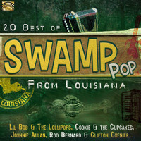 Various Artists - 20 Best of Swamp Pop from Louisiana