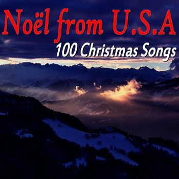 Various Artists - Noël from U.S.A (100 Christmas Songs)