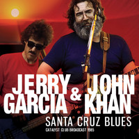 Jerry Garcia - Santa Cruz Blues (Live)