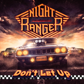Night Ranger - Somehow Someway