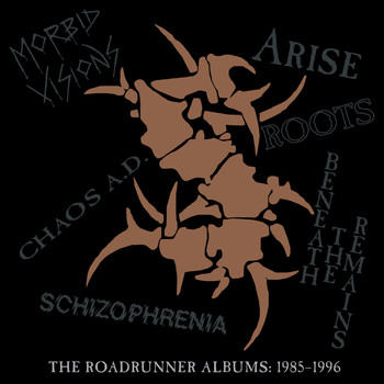 Sepultura - The Roadrunner Albums: 1985-1996 (Explicit)