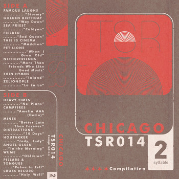 Various Artists - Twosyllable Records Chicago Cassette Compilation