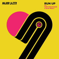 Major Lazer - Run Up (feat. PARTYNEXTDOOR & Nicki Minaj) (Explicit)