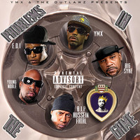 The Outlawz - Problems in the Game (feat. The Outlawz, Young Noble, Hussein Fatal, Big Syke & E.D.I. Mean)