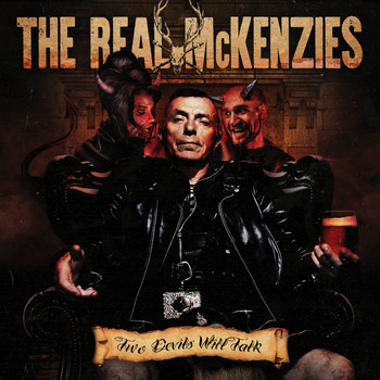 The Real McKenzies - Due West