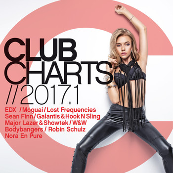 Various Artists - Club Charts 2017.1