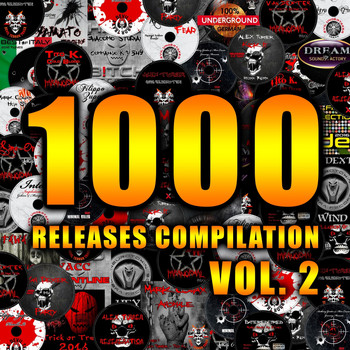 Various Artists - 1000 Releases Compilation, Vol. 2