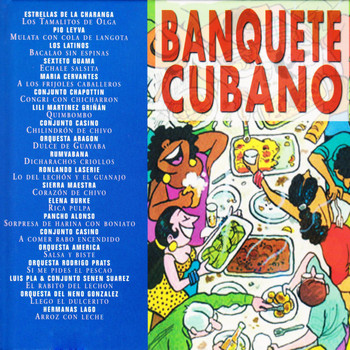 Various Artists - Banquete Cubano