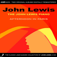 John Lewis - The Classic Jazz Albums Collection of John Lewis, Volume 2: The John Lewis Piano & Afternoon in Paris