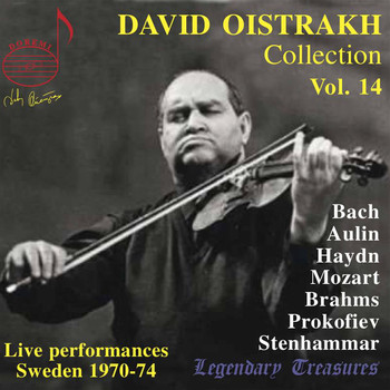 David Oistrakh - Oistrakh Collection, Vol. 14: Live from Sweden
