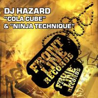 DJ Hazard - Cola Cube / Ninja Technique