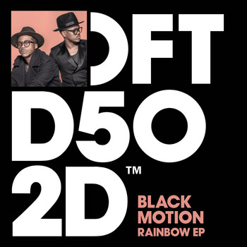 Black Motion - Rainbow EP