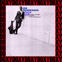Joe Henderson - Page One (The Rudy Van Gelder Edition, Remastered, Doxy Collection)